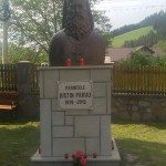 monument iustin parvu