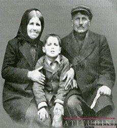 sf paisie cu familia