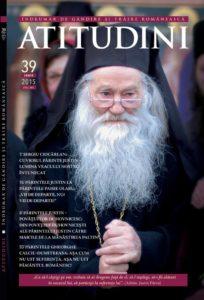 Coperta revista atitudini nr. 39