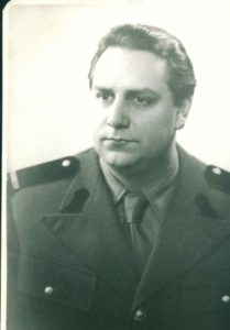 mircea vulcanescu in uniforma militara