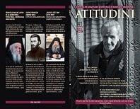 A apărut Revista ATITUDINI Nr. 41 dedicată Bădiei Nicolae Purcărea
