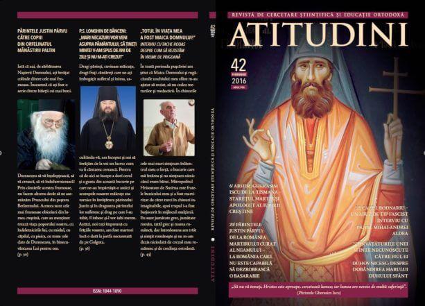 Revista ATITUDINI nr. 42 mare