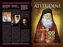 A apărut revista ATITUDINI, nr. 34 – Ediție SPECIALĂ închinată Cuviosului Părinte Justin, cu ocazia unui an de la trecerea la Domnul