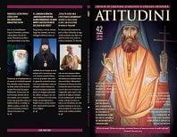 A apărut Revista ATITUDINI Nr. 42 dedicată Părintelui Gherasim Iscu