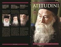 A apărut Revista ATITUDINI Nr. 44, dedicată Părintelui Arhimandrit Justin Pârvu, la 3 ani de la adormirea sa