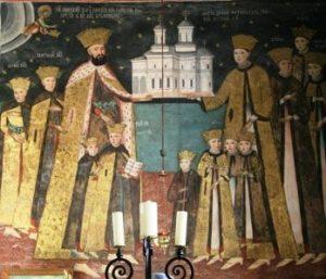 Sfintii Brancoveni 16 AUGUST (Ramnic)