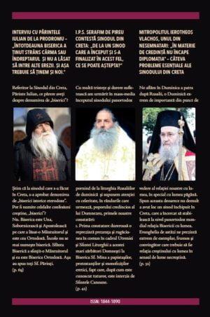 Coperta mare 2 Revista Ortodoxa ATITUDINI nr 45