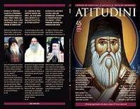 A apărut Revista ATITUDINI Nr. 45, dedicată Sfântului Marcu Evghenicul
