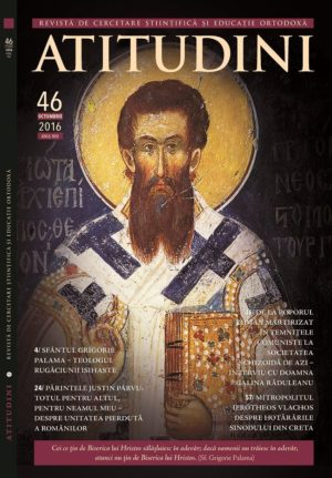 Revista Ortodoxa ATITUDINI 46