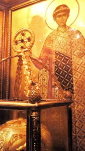 Sfântul Mare Mucenic Dimitrie-Sf. Mc Dimitrie