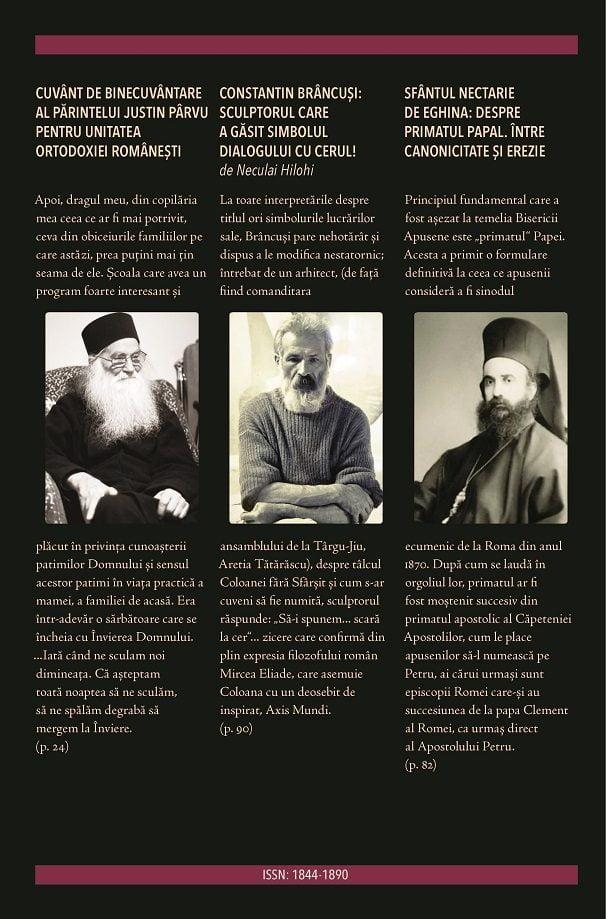 Revista Ortodoxa ATITUDINI nr. 46