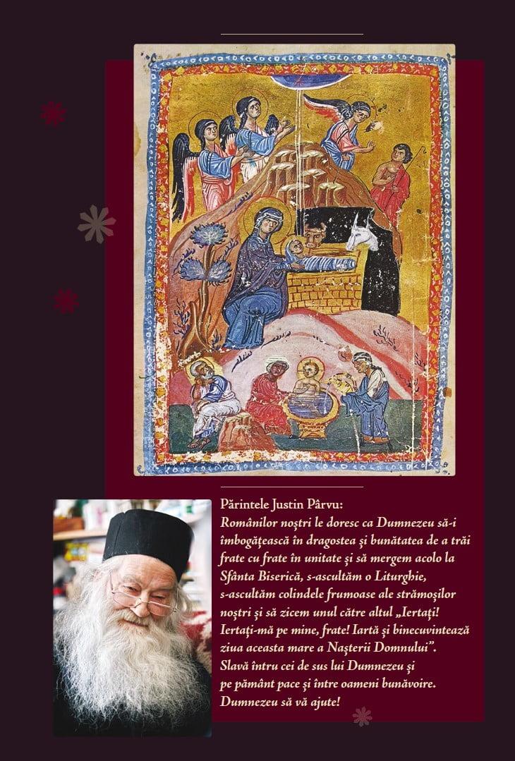Revista Ortodoxa ATITUDINI nr. 47 coperta 3
