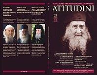 A apărut Revista ATITUDINI Nr. 47, închinată Părintelui Sofronie Saharov