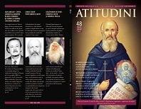 A apărut Revista ATITUDINI Nr. 48, dedicată Părintelui Daniil (Sandu Tudor) și mărturisitorilor mișcării Rugul Aprins