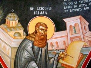 VIAȚA SFÂNTULUI GRIGORIE PALAMA – TEOLOGUL RUGĂCIUNII ISIHASTE, alcătuită de maicile de la mărea Paltin Petru-Vodă