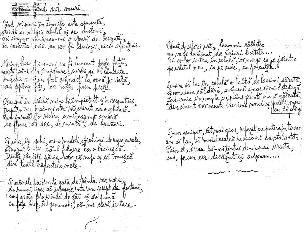 Poezie Radu Gyr