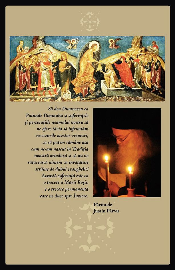 Revista Ortodoxă ATITUDINI 49 dedicată Parintelui Sofian Boghiu