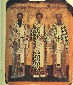 Vasile, Grigorie şi Ioan