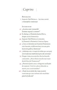 Aspazia Oțel Petrescu Interviuri - Interior Cuprins 1