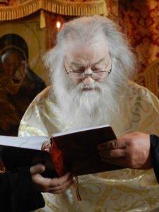 Părintele Justin Pârvu