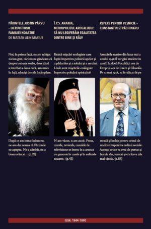 Revista Ortodoxă ATITUDINI 57