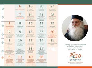 Calendar de perete 2020 Ianuarie.jpg