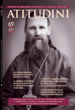 Revista Ortodoxa ATITUDINI 69